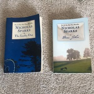 Other - Nicholas Sparks Books
